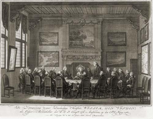 Pertemuan anggota Heeren XVII