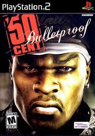 50 Cent - Bulletproof (USA) PS2 ISO