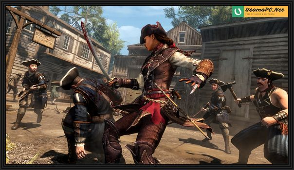 Assassin's Creed Liberation Screenshot PC Game
