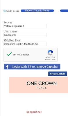 Cara Mengubah Kuota Topping Instagram by.U Menjadi Reguler dengan V2Ray