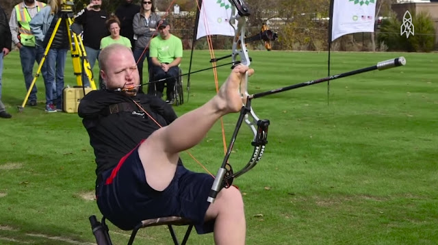 World's Best Archer
