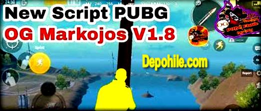 Pubg Mobile Markojos V1.8 Oto Kafa - ESP Hilesi Ağustos 2019