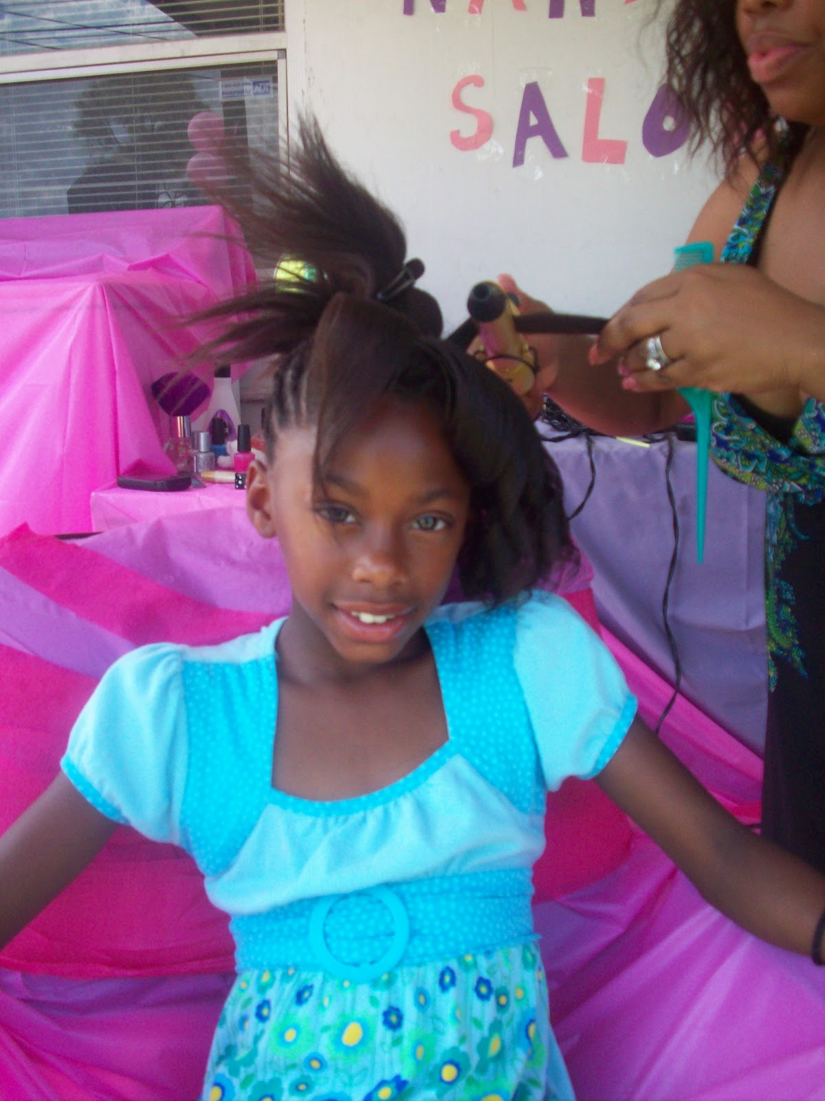How Cute Events By Marsha How Cute Makeover Girls Parties Ages 5 10