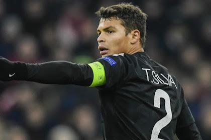 Terungkap Zlatan Ibrahimovic Hengkang Dari AC Milan Karena Thiago Silva