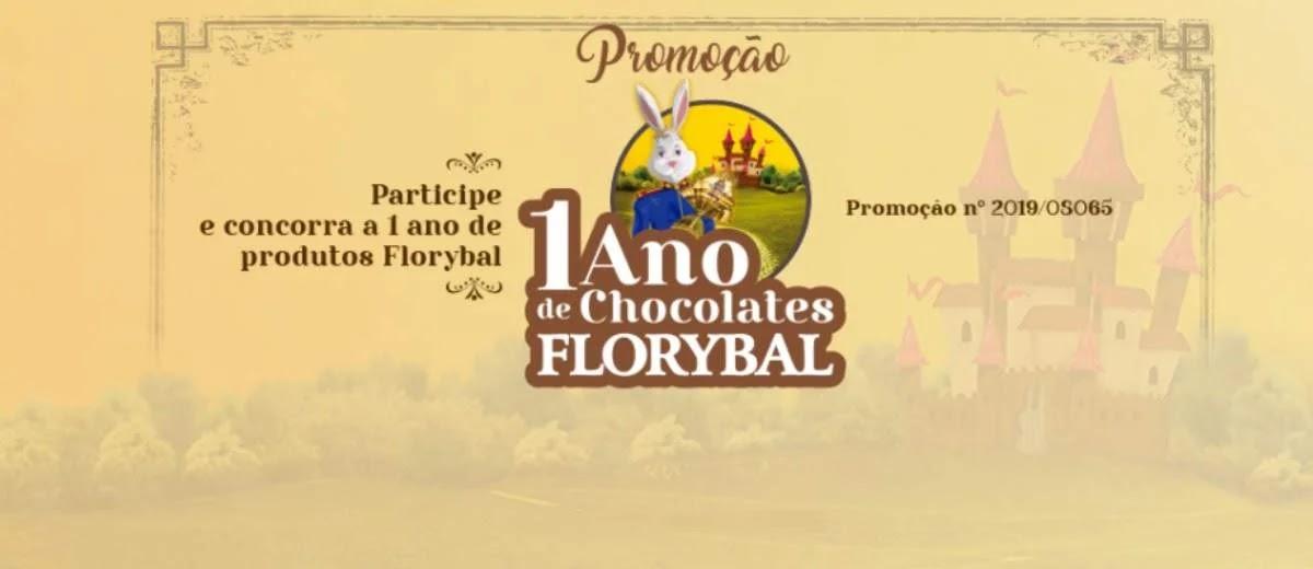 Promoção Florybal Páscoa 2020 Chocolate de Graça 1 Ano - Cadastro