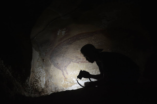 World's oldest cave art discovered in Indonesia