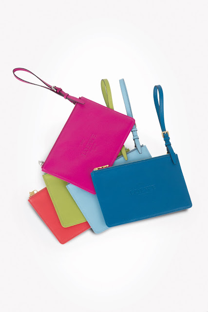 Loewe Heritage Pouch Fall/Winter 201213