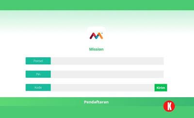 Download Mission APK Penghasil Uang