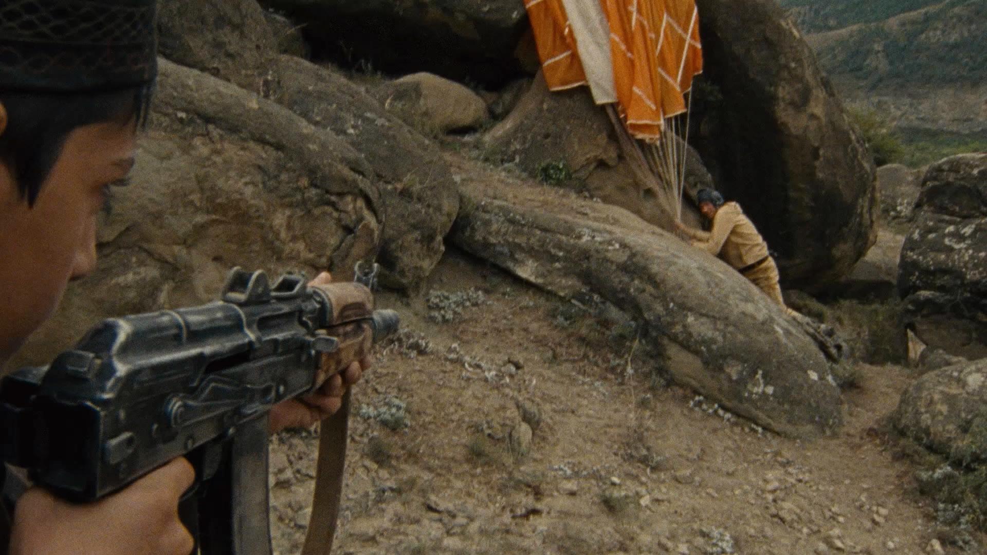 Última misión en Afganistán (2019) 1080p Remux