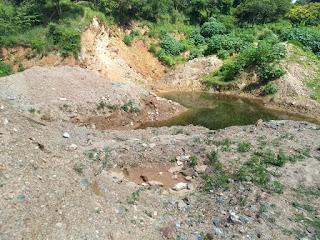 emerald pit mine, Brazil