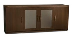Aberdeen Low Wall Conference Room Cabinet