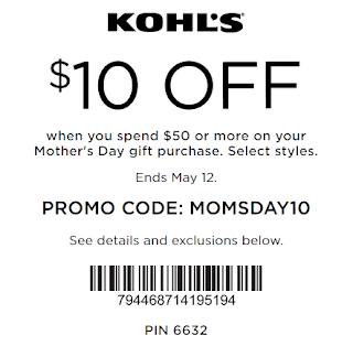 kohls promo codes 2019 may