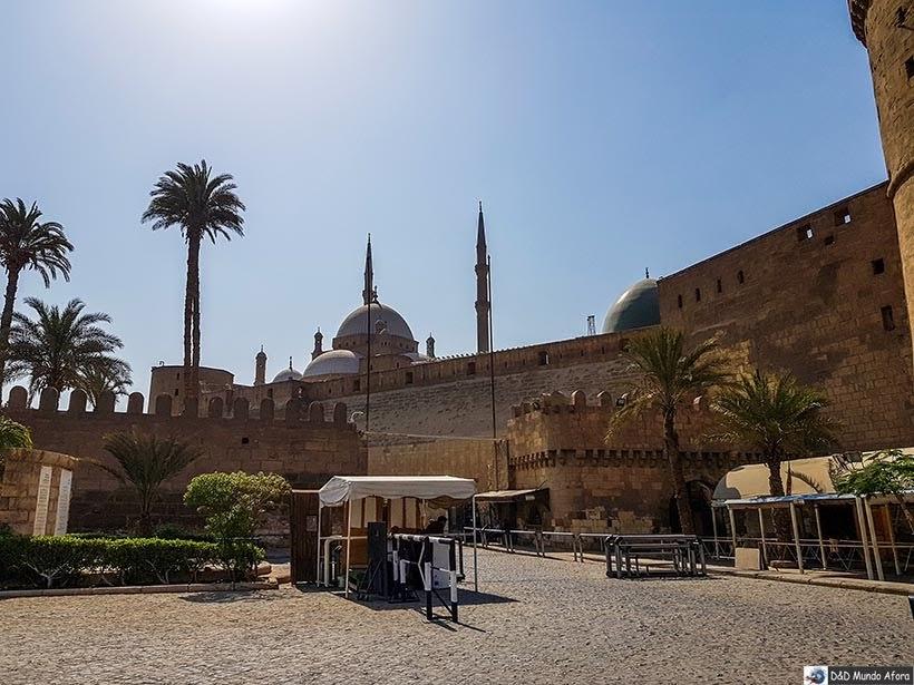 Cidadela de Saladino e a Mesquita de Mohamed Ali, Cairo