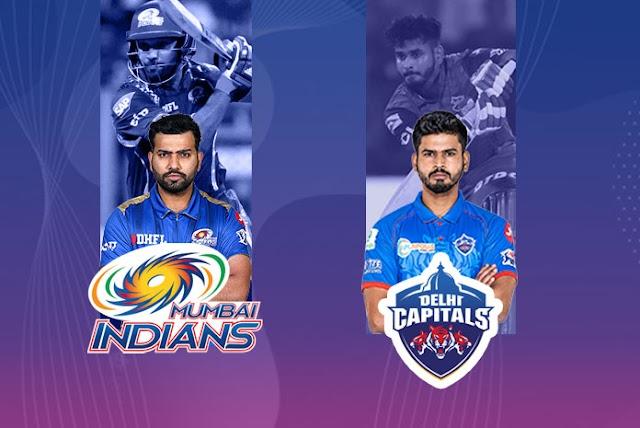 IPL Delhi Capitals Vs Mumbai Indians live match update 20 April 2021