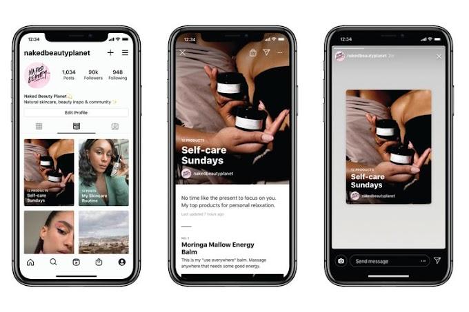 Mengenal Fitur Baru Instagram Guides, Konten Kreator dan Marketer Wajib Tau!