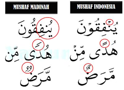 tanda baca nun mushaf