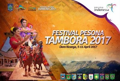 Wagub : Pemprov NTB Support Festival Tambora