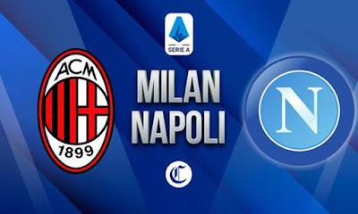 مشاهدة مباراة ميلان ضد نابولي 14-03-2021 بث مباشر في الدوري الايطالي