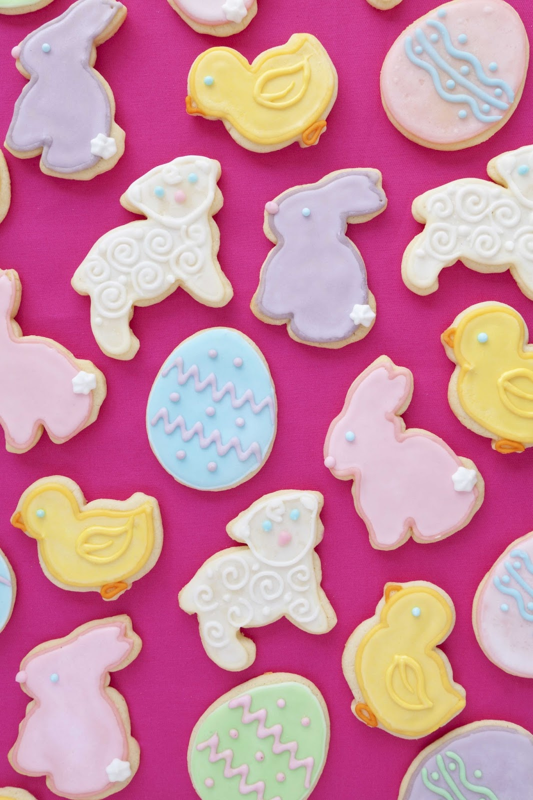 How To Make Delamere Spiced Easter Biscuits: