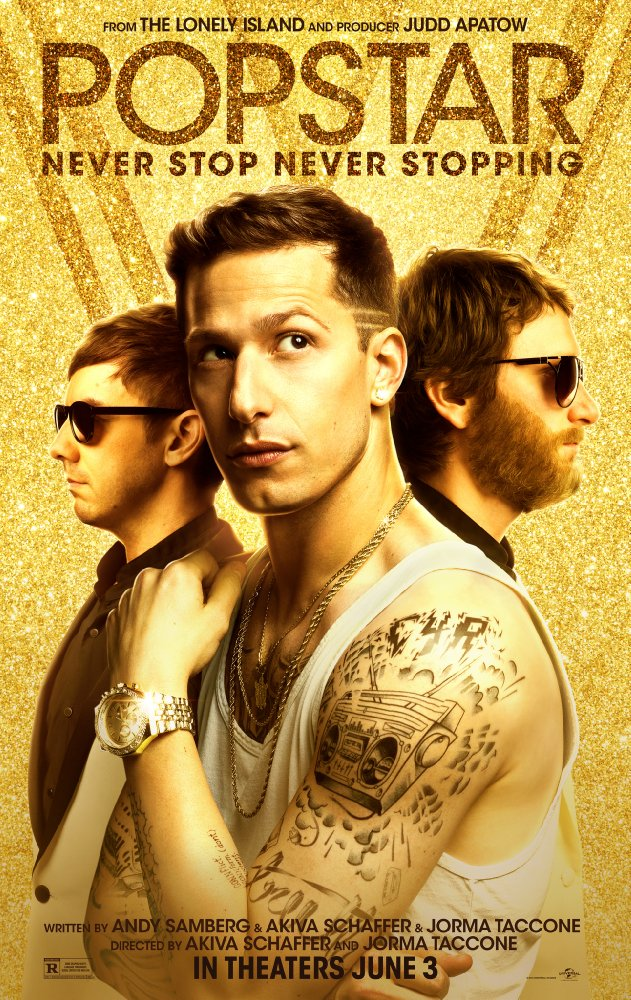 Popstar: Never Stop Never Stopping (2016) Movie Reviews