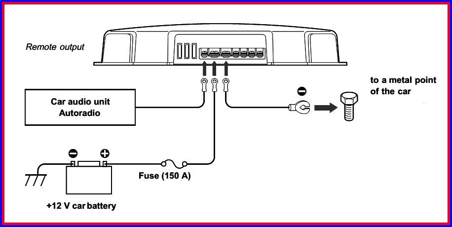 sony xplod amp wiring diagram  1980 turbo trans am wiring