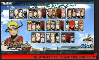 Naruto Senki Storm 3 Mod