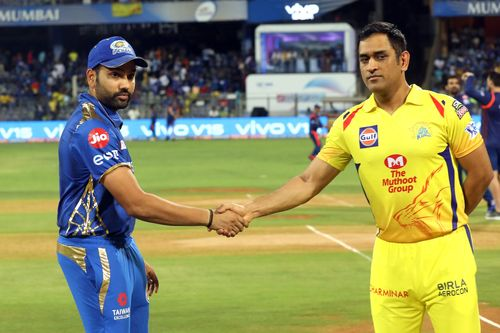 MS Dhoni and Rohit Sharma were the highest man of the match in IPL.