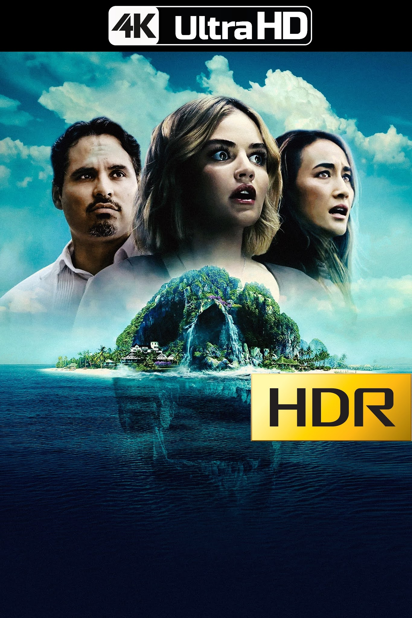 La Isla de la Fantasia (2020) UNRATED 4K UHD HDR Web-DL Latino