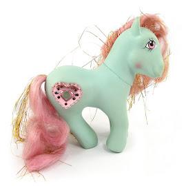 MLP Prinzessin Aquamarin Year Six German Princess Ponies G1 Pony