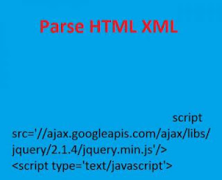 Tools parse html