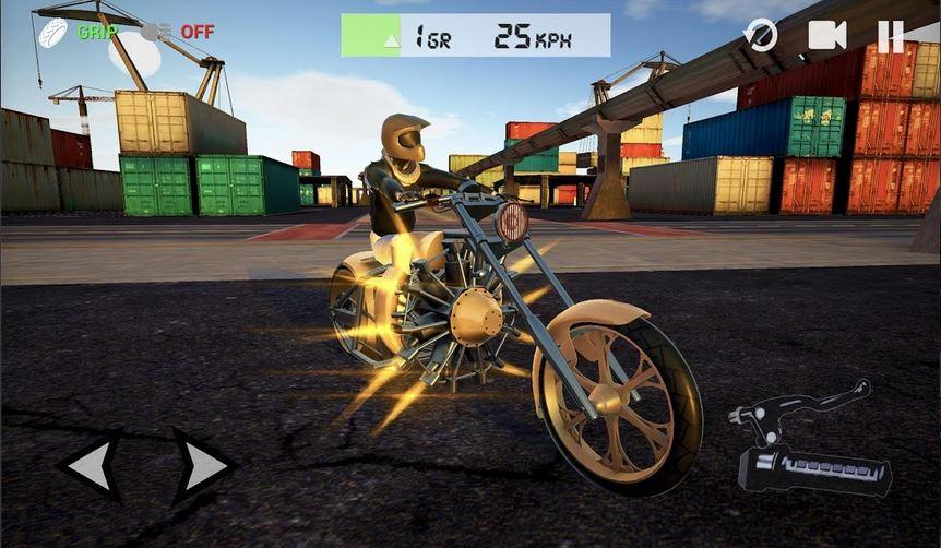 Download Ultimate motorcycle simulator MOD APK 3