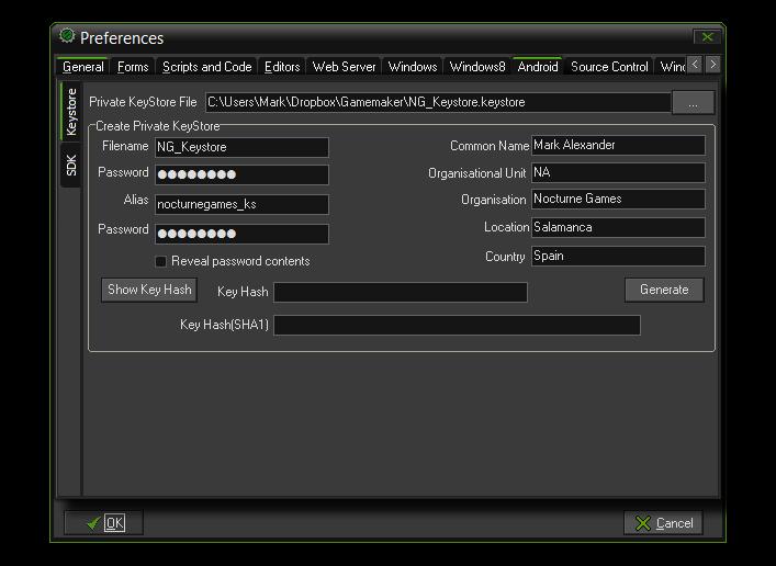 Game maker studio android apk