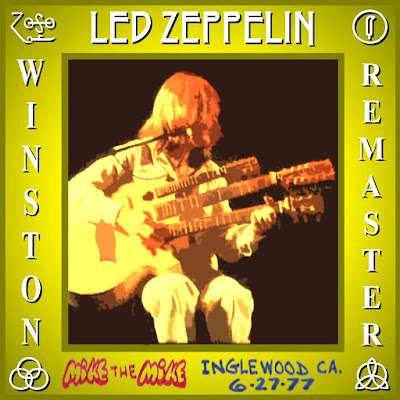 1977.06.27 Led Zeppelin LA Forum Mike The Mike