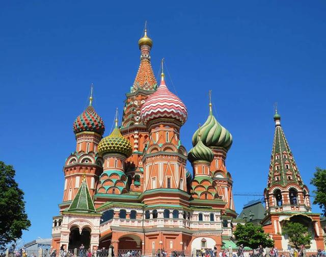 Viajar para a Rússia sem visto