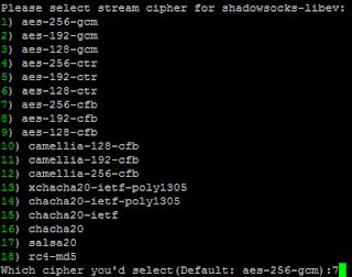 Cara Install Shadowsocks di VPS Debian dan Ubuntu