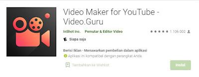 Aplikasi  Pembuat Video Pembelajaran di Android