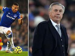 New Everton boss Carlo Ancelotti 'will stop £70m Richarlison transfer to Manchester United'