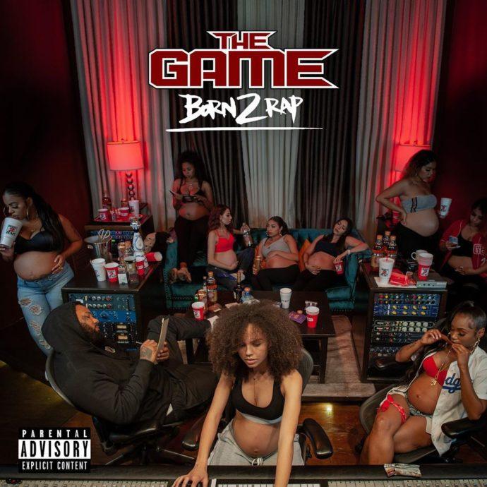 the game born 2 rap