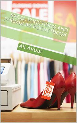 [FREE EBOOK]Excel Functions and Formulas Pocketbook by Ali Akbar