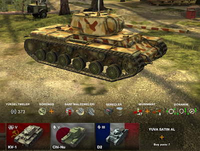 World of Tanks Blitz Rehberi 1