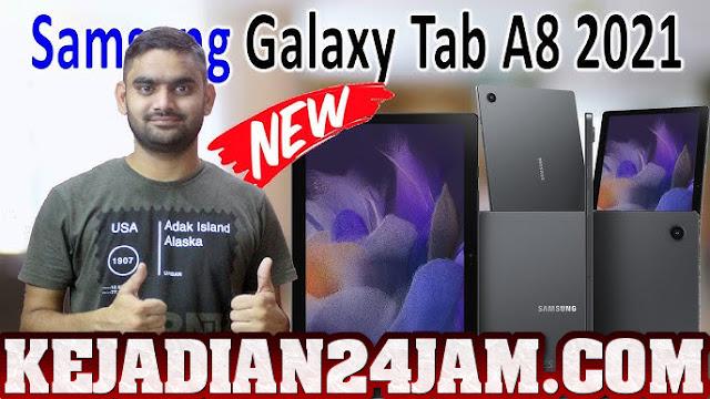 Beredarnya Soal Samsung Galaxy Tab A8 2021 Muncul Di Internet