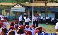 Kapolres Sintang Bina Para Remaja Dan Pelajar Sekolah