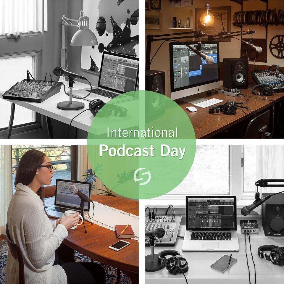 International Podcast Day Wishes Photos