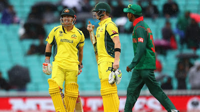 ICC WORLD CUP 2019 AUS vs BAN 26th Match Cricket Tips