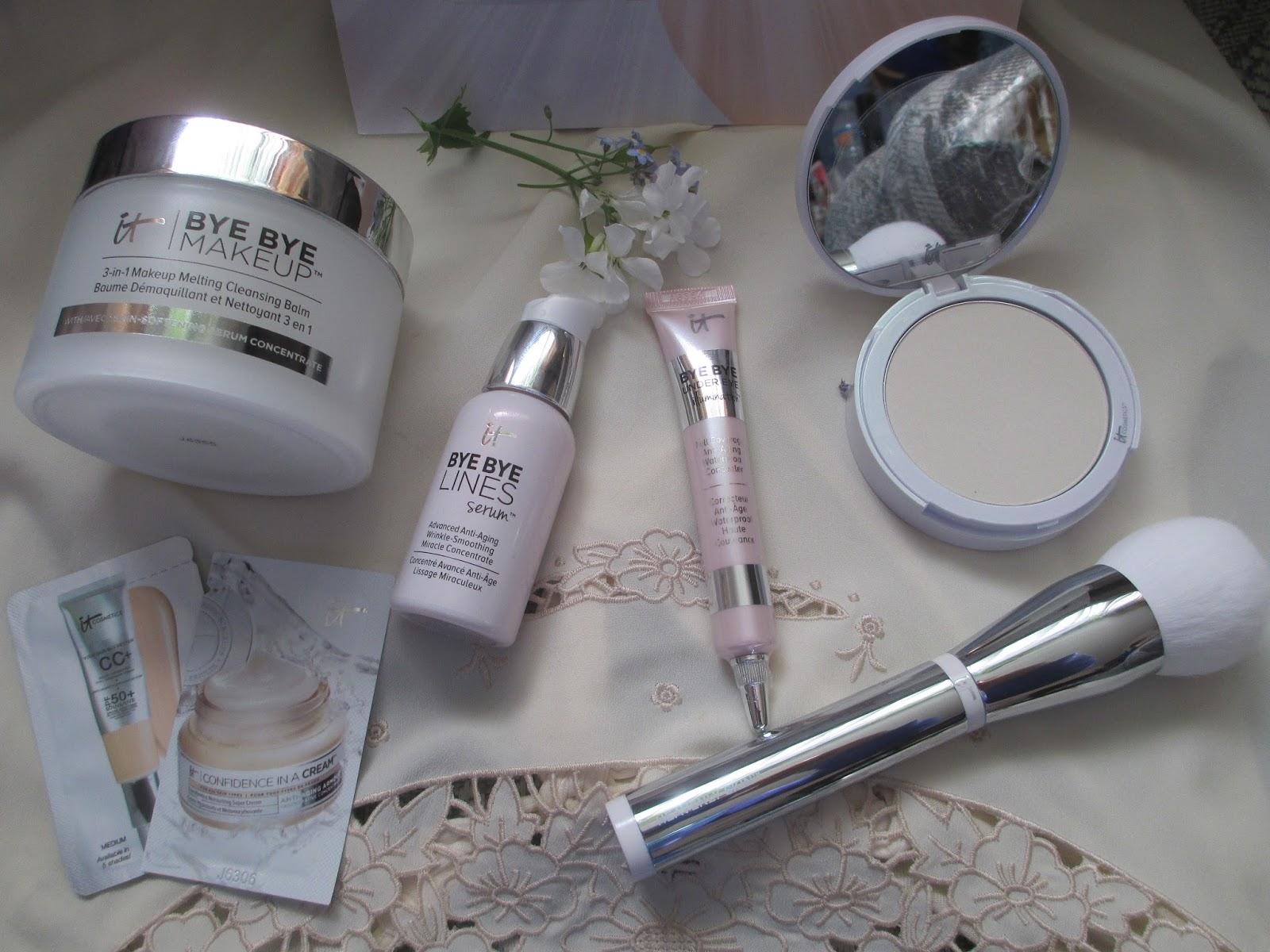 Whats Inside Your Beauty Bag?: It Cosmetics Bye Bye Breakthroughs 5