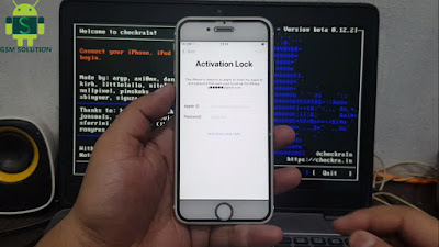 FREE iPhone 6S Untethered iCloud Bypass iOS14.4 On Windows Pc.