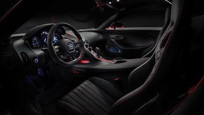 Bugatti La Voiture Noire Review