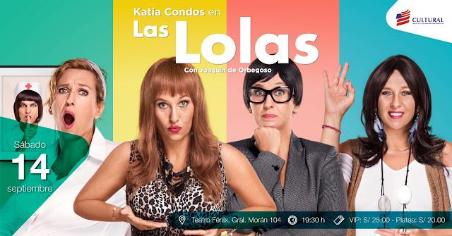 Katia Condos en Arequipa