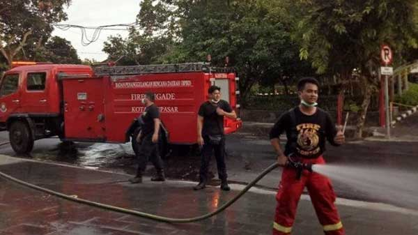 Alamat & Nomor Telepon Damkar kota Denpasar
