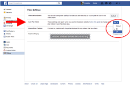 How to Turn Autoplay Off On Facebook